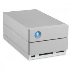 LaCie 2big Dock Thunderbolt3 8 TB 3,5'' STGB8000400