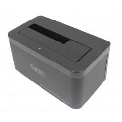 Unitek Stacja dokująca HDD/SSD 2,5/3,5 USB3.0 Y-1078