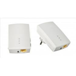 Zyxel PLA5405V2-EU0201F 1Gbps Powerline Adapter 2pcs