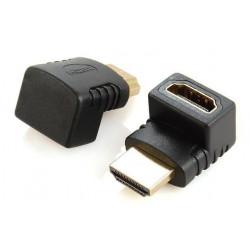 Gembird Adapter HDMI kątowy 270 męski-żeński