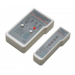 Intellinet Tester okablowania RJ11 /RJ45