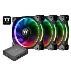 Thermaltake Riing 12 RGB Plus TT Premium Edition 3 Pack (3x120mm, 500-1500 RPM)