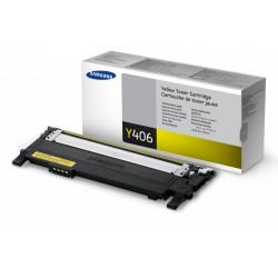HP Samsung CLT-Y406S Yellow Toner