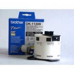 Brother Etyk.papierowe DK11209 (29x62mm)800 szt.