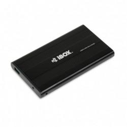 iBOX Obudowa HD-02 USB 3.0 czarna metalowa
