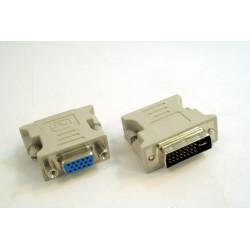 Gembird Adapter DVI-VGA (24M/15 F)