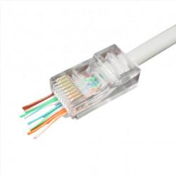 Gembird Wtyk sieciowy 8P8C dla kabli sieciowych (drut)