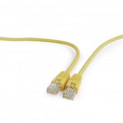 Gembird Patch cord kat.5e osłonka zalewana 3M żółty