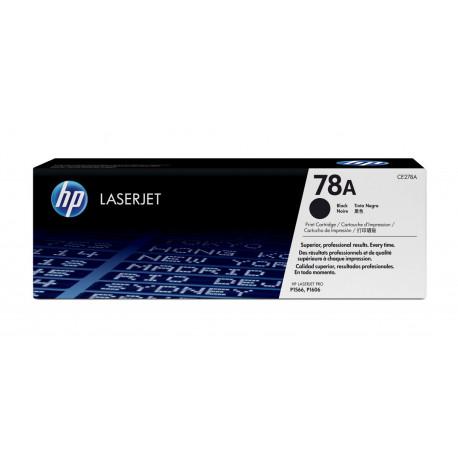 HP Toner LJ P1566/1606 78A Czarny 2.1k CE278A