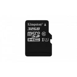 Kingston microSD  32GB Canvas Select 80/10MB/s