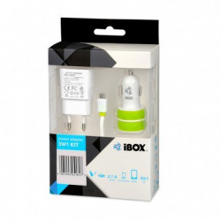 iBOX Ładowarka 3w1 kit