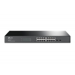 TP-LINK T1600G-18TS switch SMART 16x1GB 2xSFP