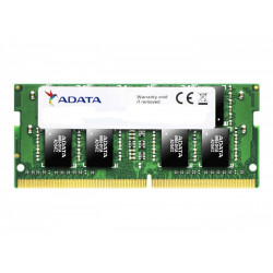Adata Premier DDR4 2666 SO-DIMM 8GB CL19 SingleTray