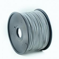 Gembird Filament drukarki 3D PLA/1.75 mm/1kg/szary