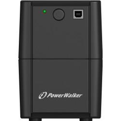 PowerWalker UPS Line-Interactive 850VA SB FR 2x PL 230V, USB
