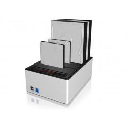 IcyBox IB-141CL-U3 2,5'' oraz 3,5'' HDD