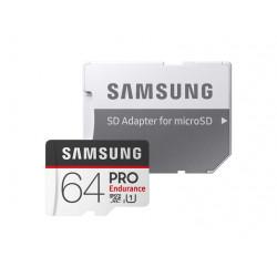 Samsung MB-MJ64GA/EU Pro Endurance 64GB + Adapter