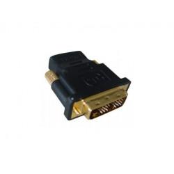 Gembird Adapter HDMI(F)-DVI(M) pozłacane końcówki
