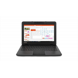 Lenovo Laptop dla szkoły ThinkPad 100e 81CY001VPB W10Pro N3450/4GB/64GB/INTEGRATED/11.6 HD/Black/1YRS CI