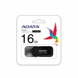 Adata UV240 16GB USB 2.0 Czarny