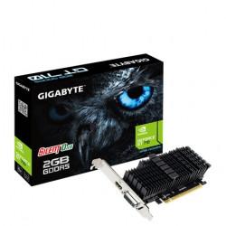 Gigabyte Karta graficzna GeForce GT710 2GB DDR5 64BIT DVI/HDMI