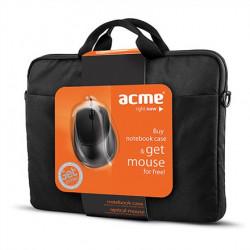 ACME Europe Torba na laptop 16 cali 16M37 + mysz MS13