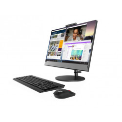 Lenovo AiO V530-22ICB 10US0005PB W10Pro i3-8100T/4GB/1TB/INT/DVD/WiFi+BT/21.5 NT/Black/3YRS OS