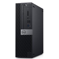 Dell Komputer Optiplex 5060SFF W10Pro i5-8500/8GB/256GB/Intel UHD 630/DVD RW/KB216/MS116/3Y NBD