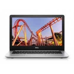 "Dell Laptop Inspiron 5370 Win10Pro i5-8250U/256GB/4GB/13.3""FHD/AMD Radeon 530/38WHR/Silver/1Y NBD + 1Y CAR"