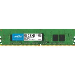 Crucial Pamięć serwerowa DDR4   4GB/2666(1*4) ECC Reg CL19 RDIMM SRx8