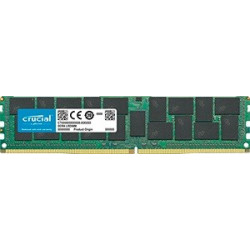 Crucial Pamięć serwerowa DDR4  32GB/2666(1*32) ECC     CL19 LRDIMM DRx4 Load Reduced
