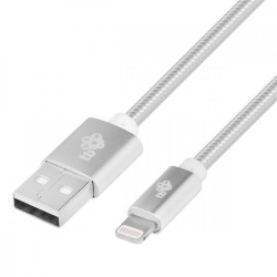 TB Kabel Lightning-USB 1.5m srebrny MFi