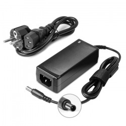 Qoltec Zasilacz do monitora Samsung | 30W | 14V | 2.14A | 6.5*4.4 |+ kabel zasilający