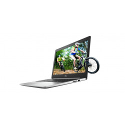 "Dell Inspiron 5570 Win10Home i5-8250U/256GB/8GB/AMD Radeon 530/15.6""FHD/42WHR/Silver/1Y NBD + 1Y CAR"
