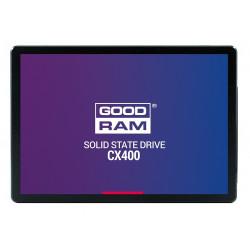 GOODRAM Dysk SSD CX400 256GB  SATA3 2,5 550/490MB/s 7mm