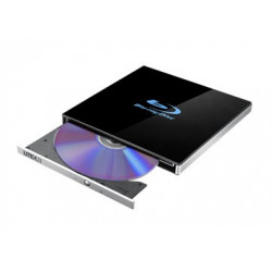 LiteOn Nagrywarka UHD 4K Blu-ray DVD czarna EB1