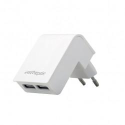 Gembird Ładowarka 2 portowa USB 2.1A/biała