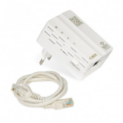 iBOX Repeater IWR02  Wzmacniacz sygnału  WiFi