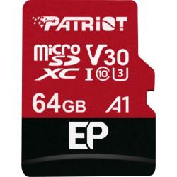 Patriot Karta microSDXC 64GB V30