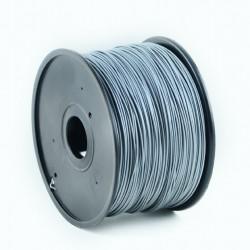 Gembird Filament do drukarki 3D PLA/1.75mm/srebrny