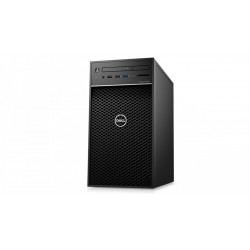 Dell Stacja robocza Precision T3630 MT i7-8700/8GB/256GB/Nvidia P400/DVD RW/W10Pro/KB216/MS116/vPRO/3Y NBD
