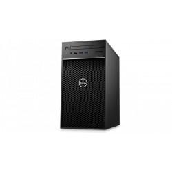 Dell Stacja robocza Precision T3630 MT i7-8700/16GB/256GB/1TB/Intel UHD/DVD RW/W10Pro/KB216/MS116/vPRO/3Y NBD