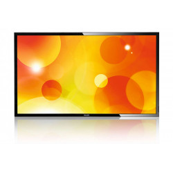 Philips Monitor Q-Line 55BDL3010Q 55 Public Display 18/7, 4K UHD, CMND, back light control, Int. Media player, LAN