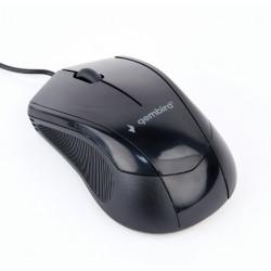 Gembird Mysz optyczna czarna